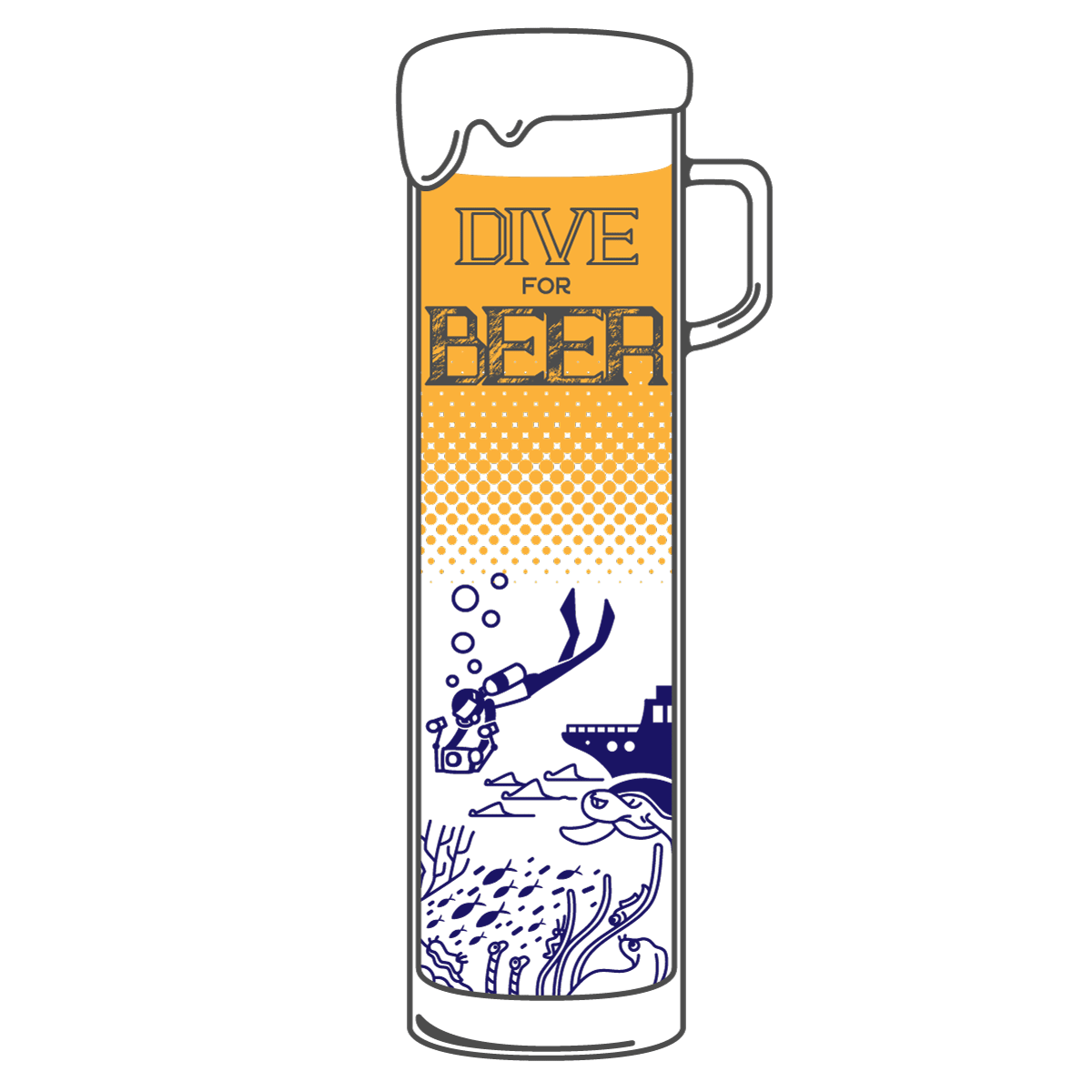 DIVE for BEER