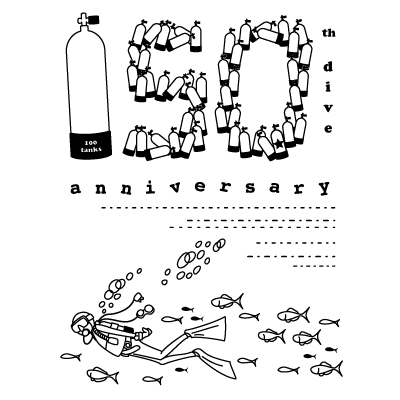 150th dive anniversary