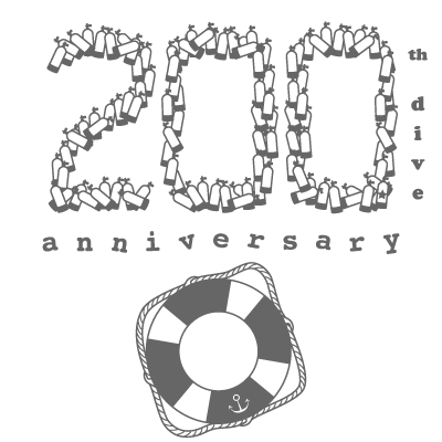 200th dive anniversary
